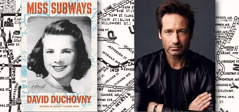 Miss Subways - David Duchovny