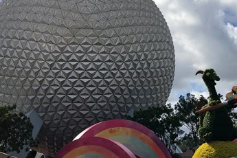 Around the World at Epcot