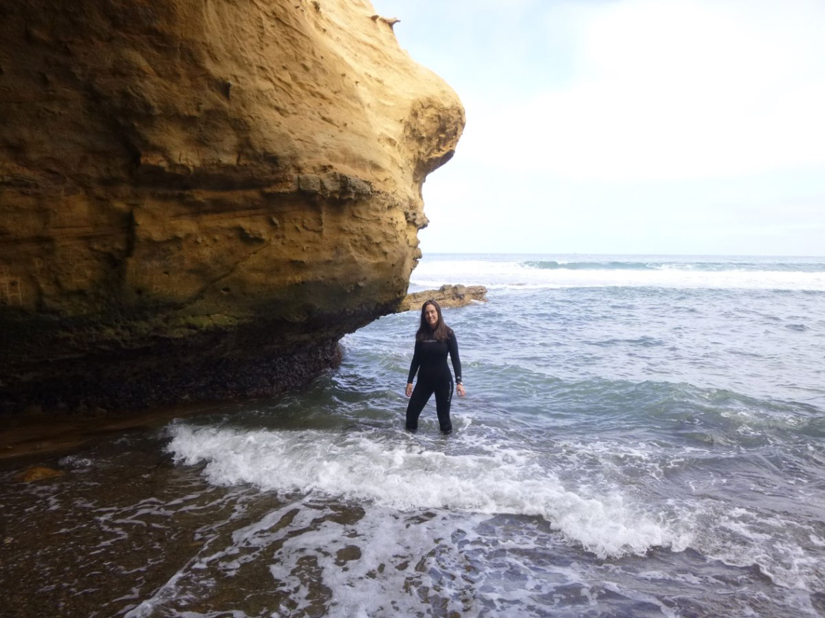 #317 Snorkel In La Jolla Cove Girl Bucket List