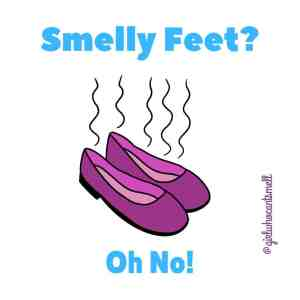 anosmia smelly feet dating quote by The Girl Who Cant Smell