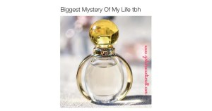 Girl Who Can't Smell Anosmia Perfume Biggest Mystery TBH for Facebook