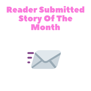 Anosmia Reader submitted story of the month