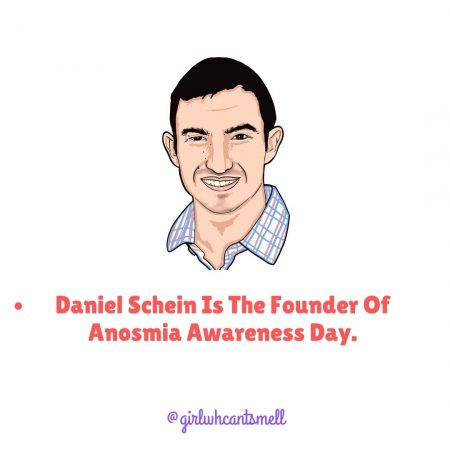 Anosmia Awareness Day Facts Instagram Post By The Girl Who Cant Smell (1)