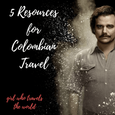 5 Resources for Colombian Travel