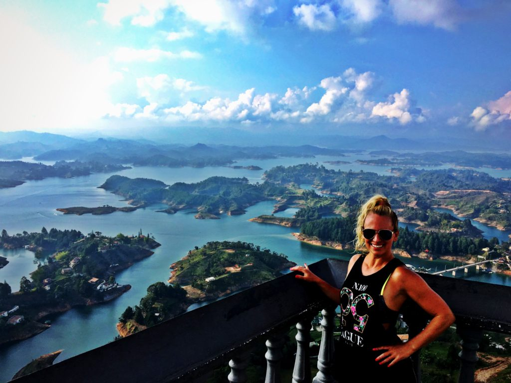 Solo Female Travel in Colombia, Girl Who Travels the World