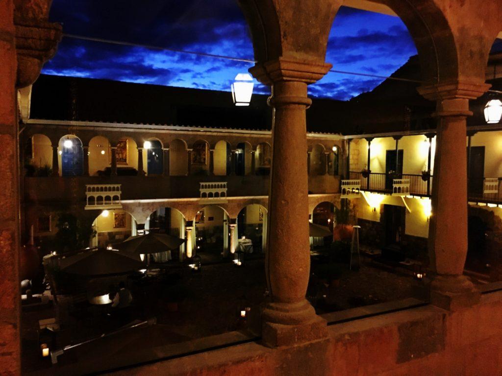 Best Hotels in Cusco, Peru ~ Palacio del Inka