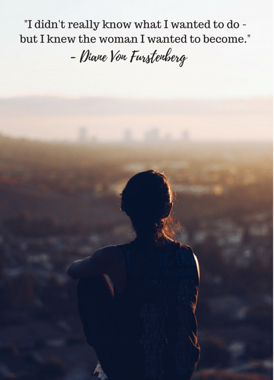 How I Fell in Love with Solo Travel, DVF Quote, Great Travel Quote