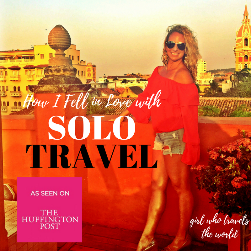 Girl Who Travels World, How I Fell in Love with Solo Travel