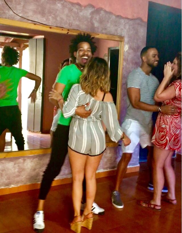 Girl's Trip, Salsa Lessons Cuba, Havana
