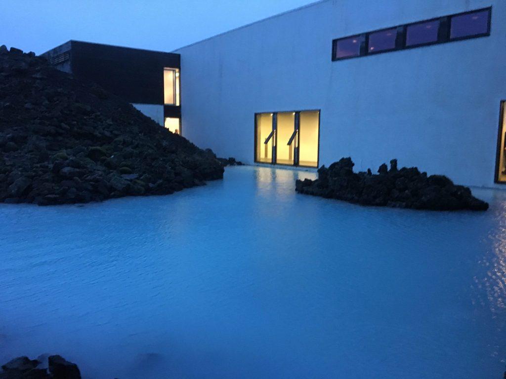 Blue Lagoon, Iceland, Main Entrance