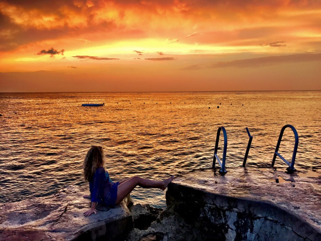 Best Cozumel Sunsets, Girl Who Travels the World