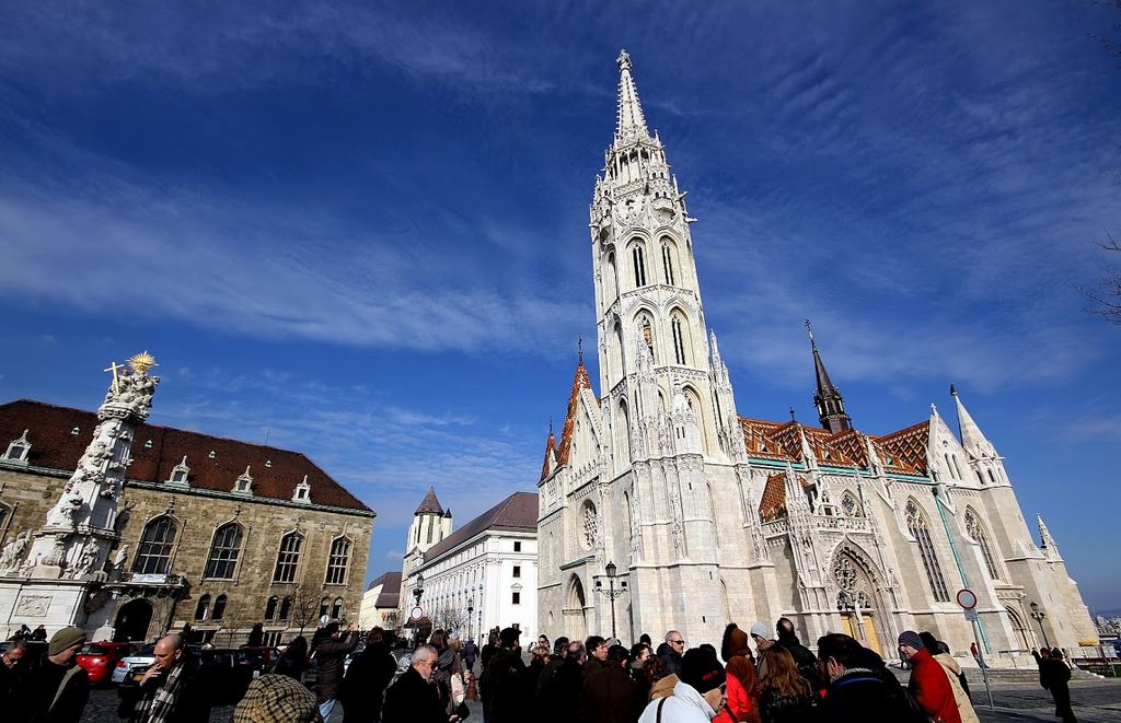 Fairy Tale Castles of Budapest, Matthias Church, Buda Castle