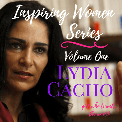 Inspiring Women Series, Volume One: Lydia Cacho