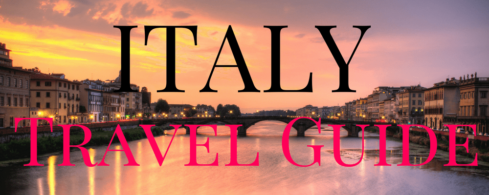 Europe Travel Guide, Italy Travel