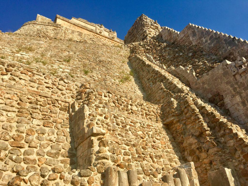 Uxmal Ruins in Mexico