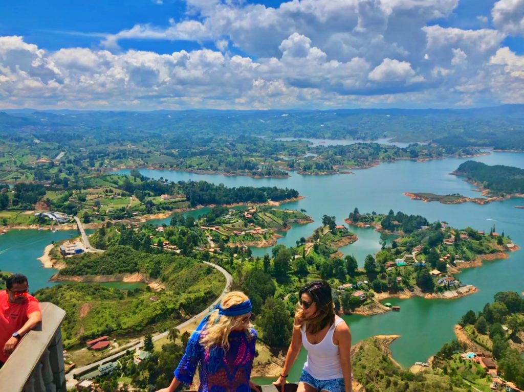 Travel Guide for Guatape in Colombia, Girl Who Travels the World