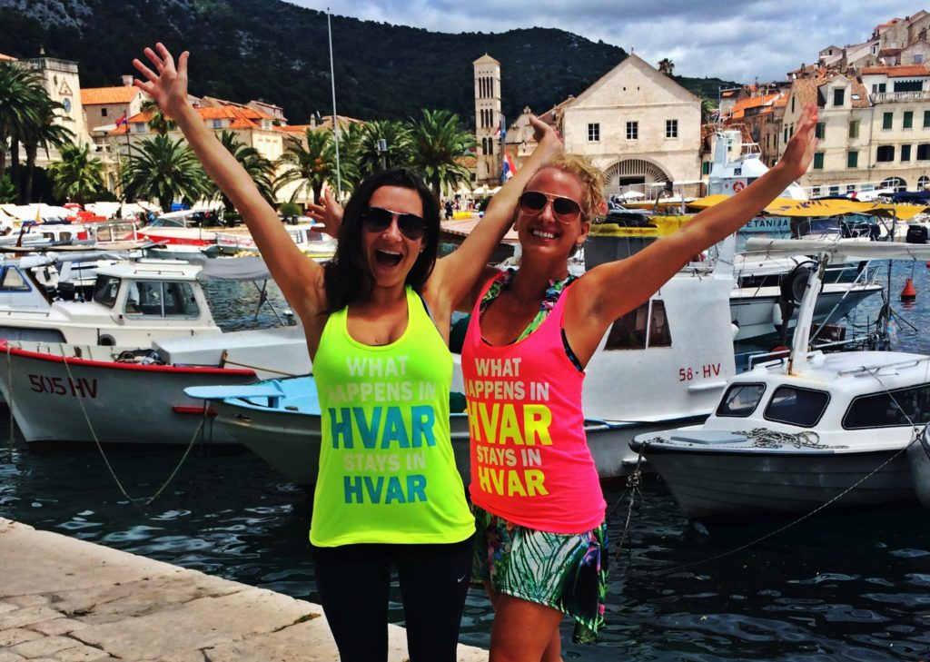 Ultimate Girl's Guide to Croatia Travel, Ultimate Guide to Hvar Island in Croatia, Girl Who Travels the World