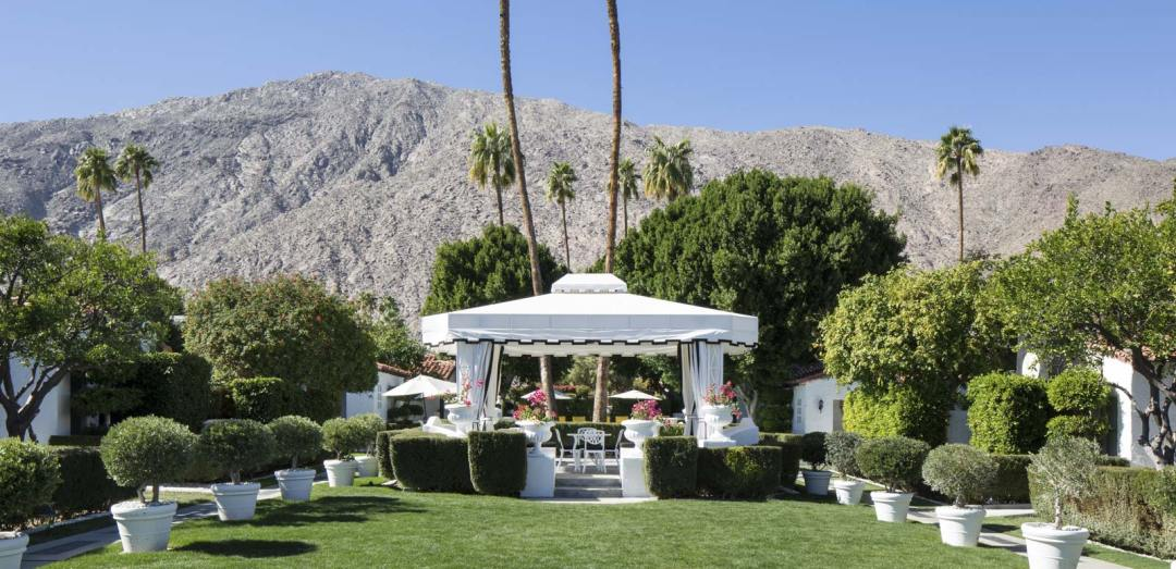 Best Retro Chic Hotels in Palm Springs, Girl Who Travels the World, Avalon Hotel