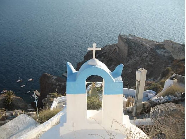 Photos to Inspire Your Greek Island Trip, Girl Who Travels the World, Santorini