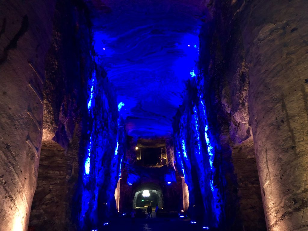 Inside Bogota's Famous Salt Cathedral, Girl Who Travels the World