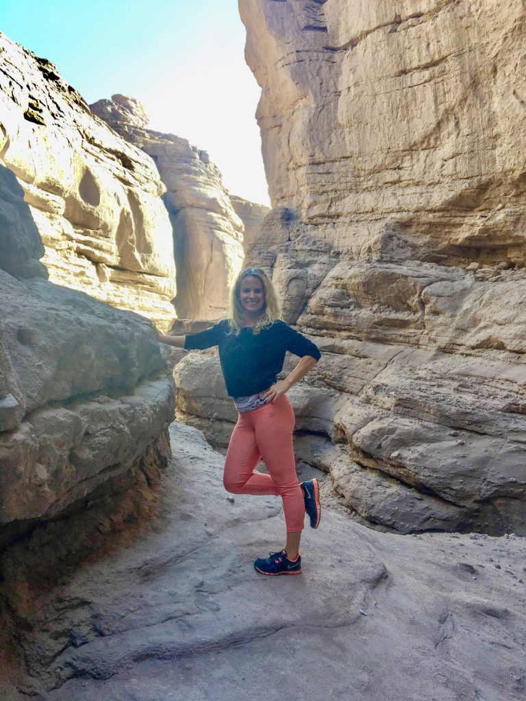 How to Get to Ladder Canyon Hike in Mecca, Girl Who Travels the World