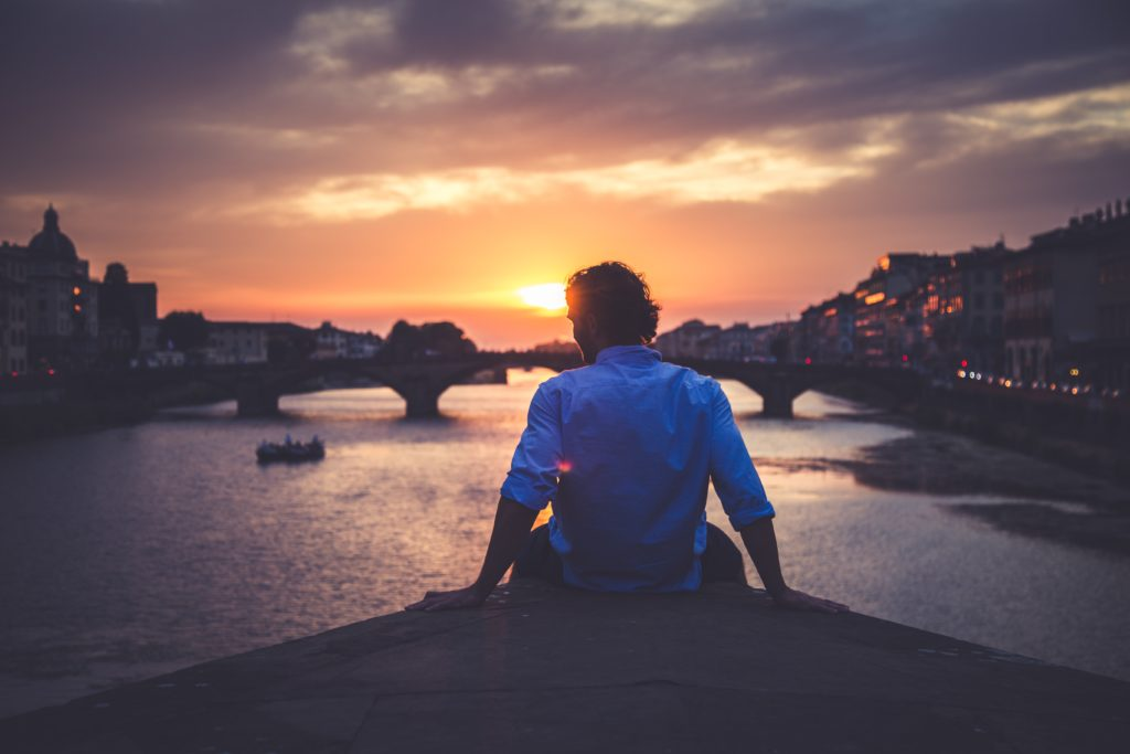 20 Photos to Inspire Your Italy Travels, Girl Who Travels the World, St. Trinity Bridge, Florence
