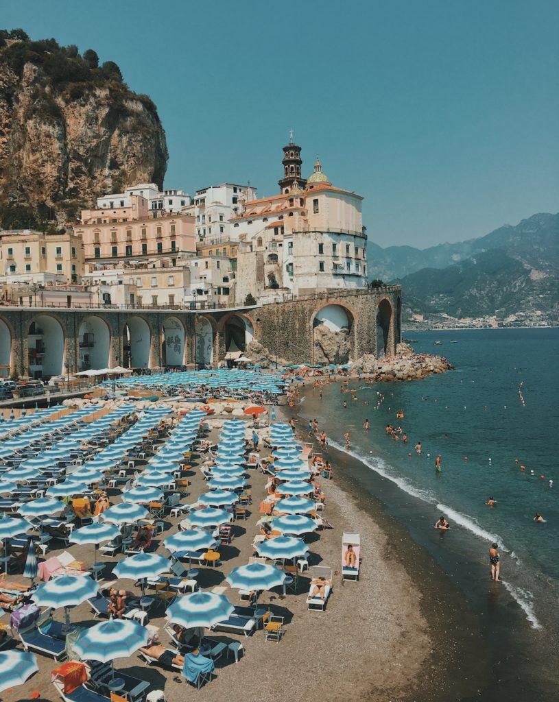 20 Photos to Inspire Your Italy Travels, Girl WHo Travels the World, Atrani, Italy