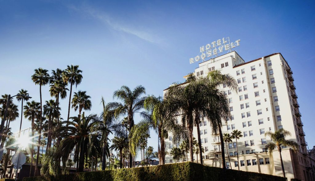 Most Haunted Hotels in Southern California, Girl Who Travels the World, The Hollywood Roosevelt