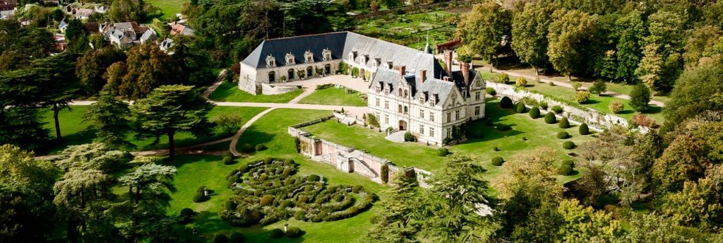 Best Chateaux in the Loire Valley, Girl Who Travels the World, Chateau de la Bourdaisiere