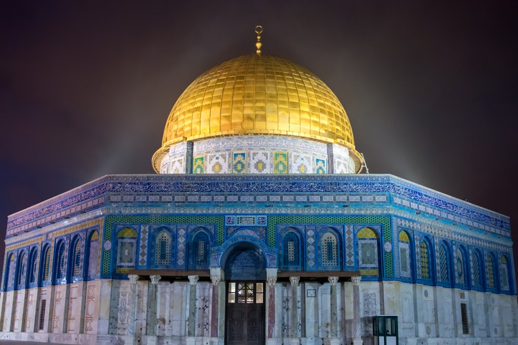 Why Spiritual Journeys are Always Solo Journeys, Girl Who Travels the World, Jerusalem