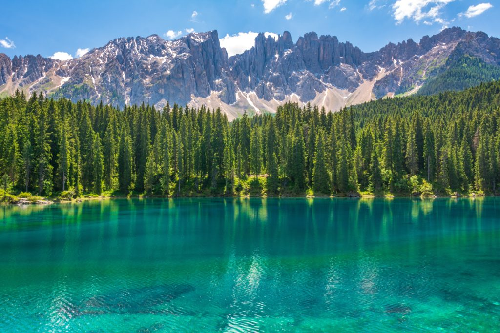20 Photos to Inspire Your Dolomites Trip, Girl Who Travels the World, Lago di Carezza