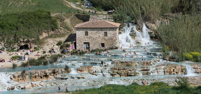 How to Get to Saturnia Hot Springs in Italy, Girl Who Travels the World