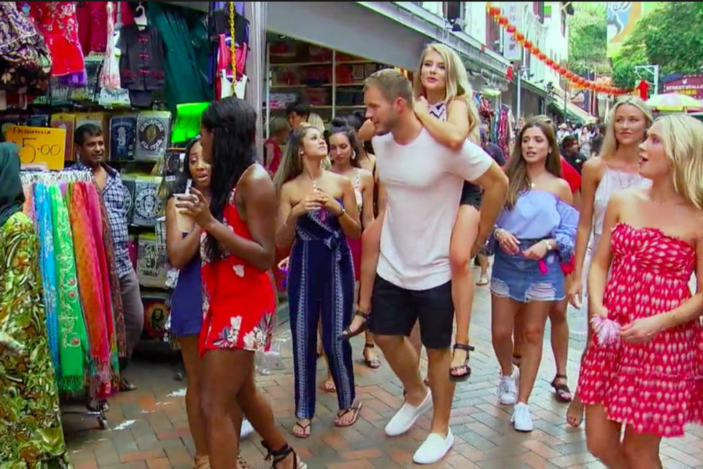 Where Did Colton The Bachelor Stay in Singapore, Girl Who Travels the World
