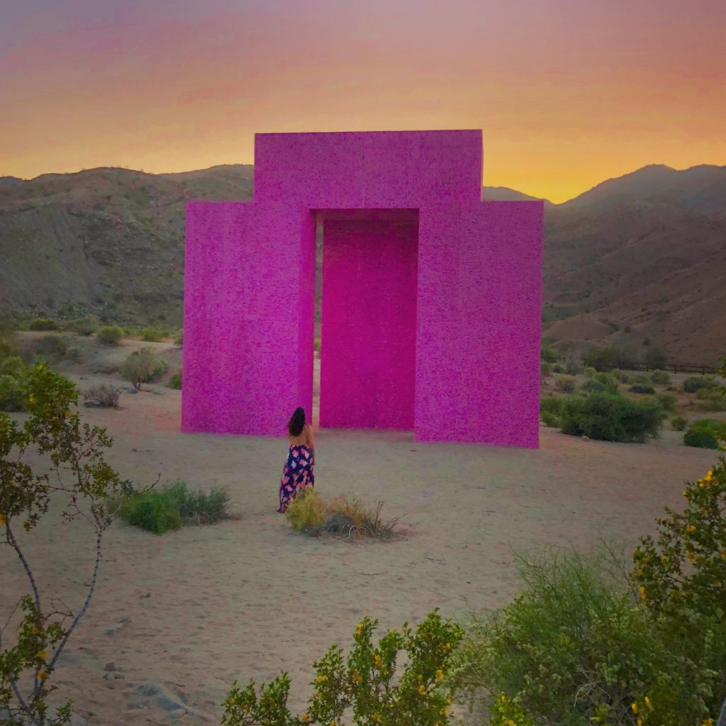 Top 5 Desert X Art Installs to See During Coachella, Girl Who Travels the World