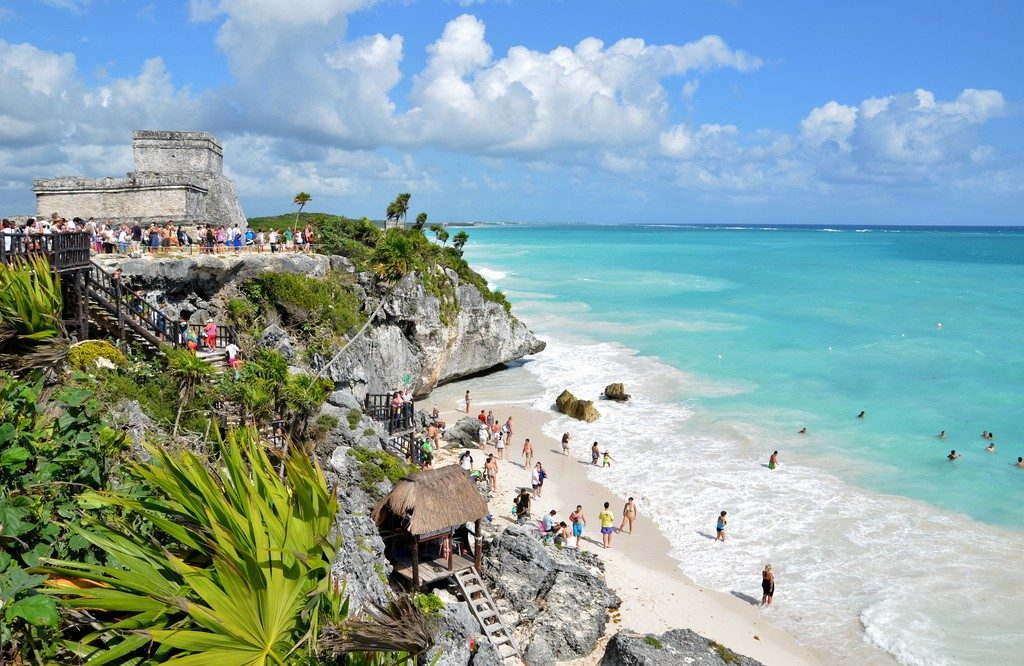 Why is Tulum So Hot Right Now? Girl Who Travels the World, Tulum Mayan Ruins