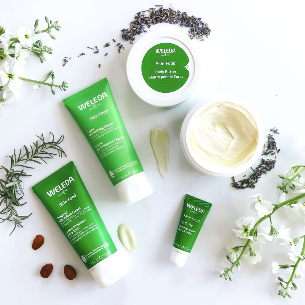 Best Natural Moisturizer Alternative to La Mer, Girl Who Travels the World, Weleda Skin Food