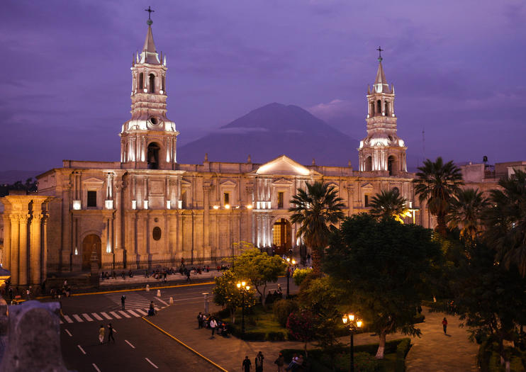 Photos to Inspire Your Trip to Arequipa, Peru, Girl Who Travels the World, Arequipa Cathedral