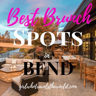 Best Brunch Spots in Bend, Oregon