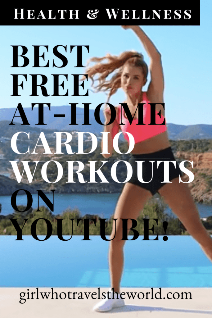 Best Free At-Home Cardio Workouts for Beginners, Girl Who Travels the World