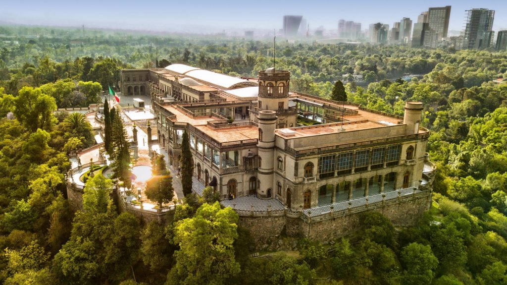 Best Parks in Mexico City, Girl Who Travels the World, Chapultepec Castle