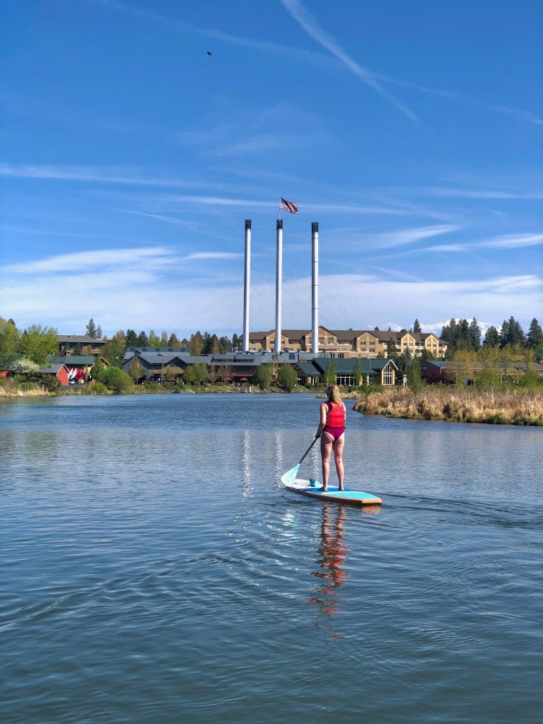 Where to Paddle Board & Kayak in Bend, Oregon, Girl Who Travels the World