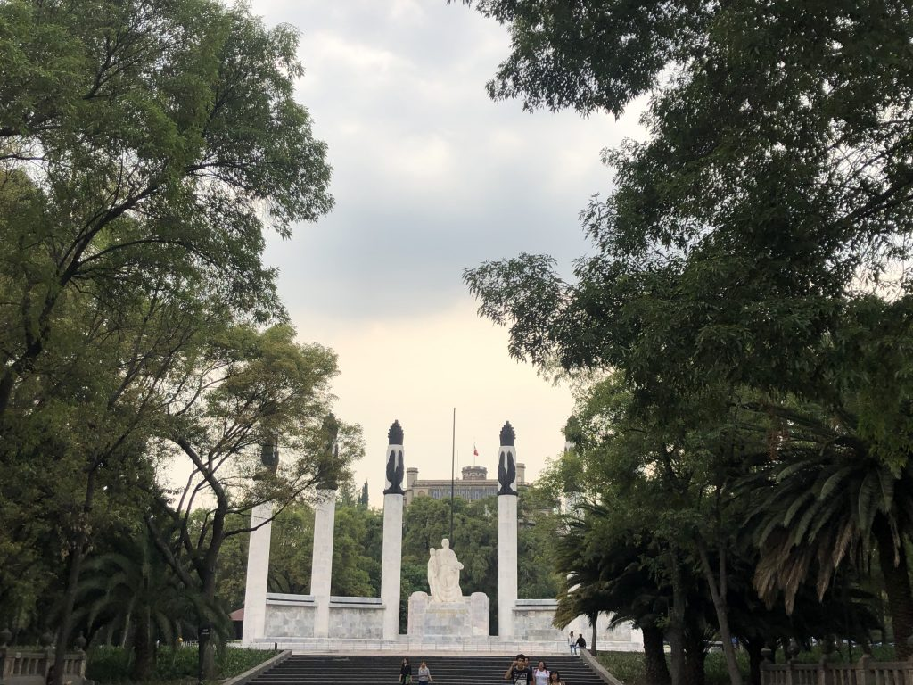 Best Parks in Mexico City, Girl Who Travels the World, Chapultepec Park