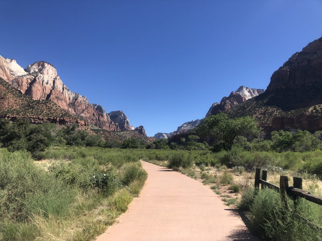 Video of Zion National Park and Kolob Canyon, Girl Who Travels the World