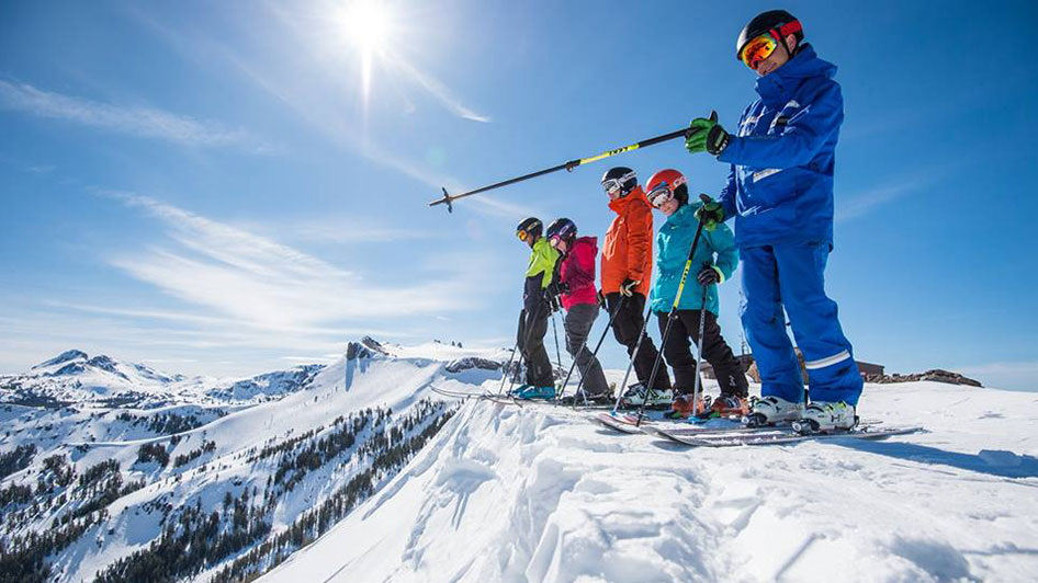 Best Ski-in Ski-out Resorts in Lake Tahoe, Girl Who Travels the World, Kirkwood