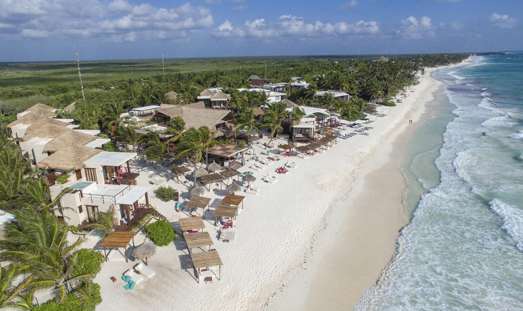 Where to Stay on the Beach in Tulum? Girl Who Travels the World, La Zebra