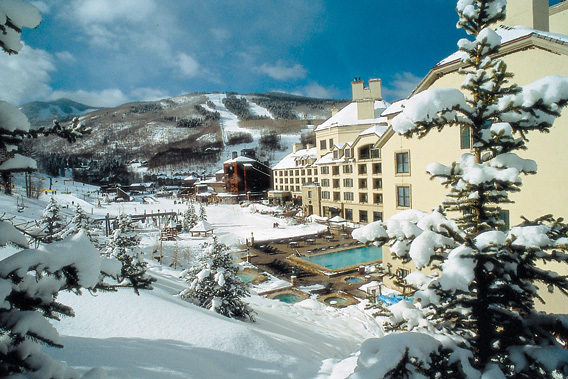 Best Ski-in Ski-Out Hotels in Beaver Creek, Girl Who Travels the World, Park Hyatt