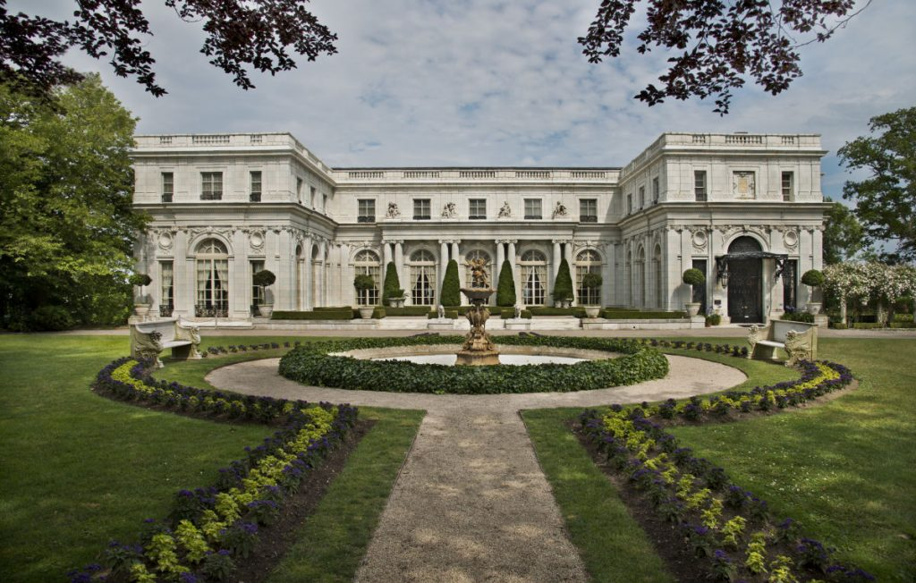 Where Did Jared and Ashley Get Married? Girl Who Travels the World, Rosecliff Mansion