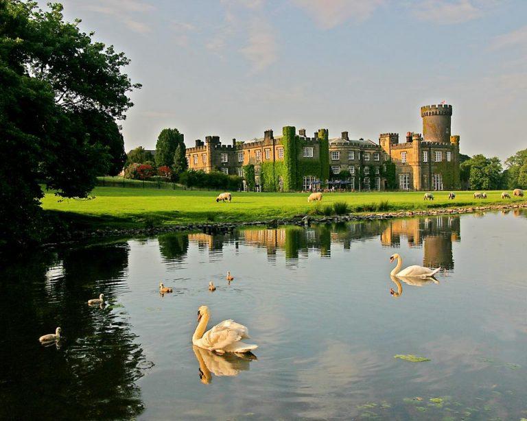 Best Bridgerton-Inspired Castle Stays in England, Girl Who Travels the World, Swinton Park