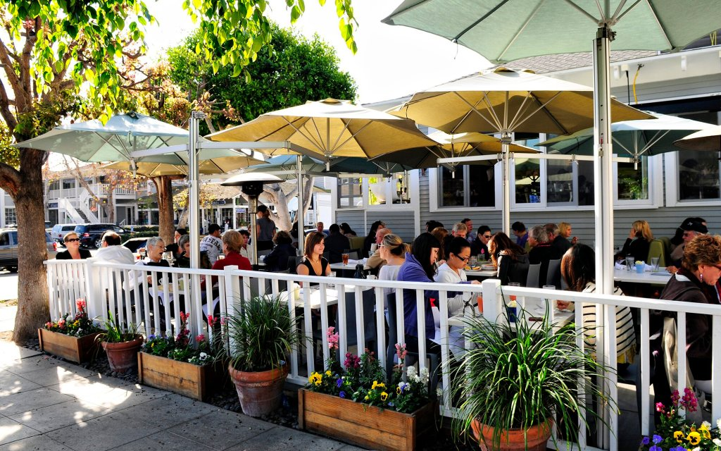 Best Brunch Spots in San Diego, Girl Who Travels the World, The Cottage La Jolla