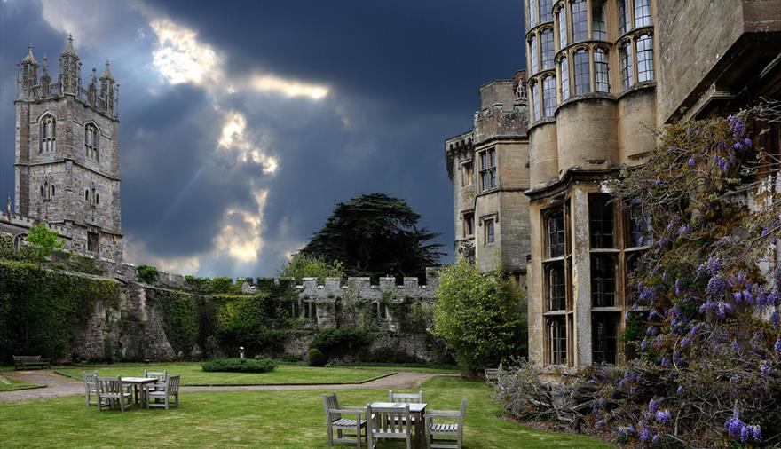 Can You Stay in Any of Bridgerton's Castles? Girl Who Travels the World, Thornbury Castle